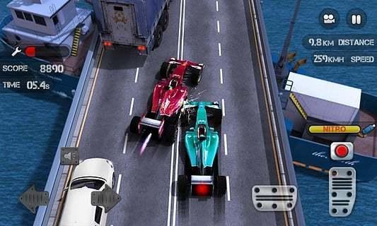 玩免費角色扮演APP 下載Race the Traffic Nitro app不用錢 硬是要APP