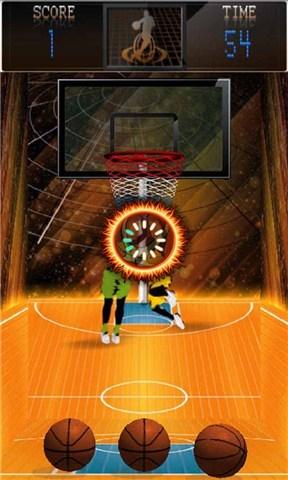 街头篮球游戏 单机版