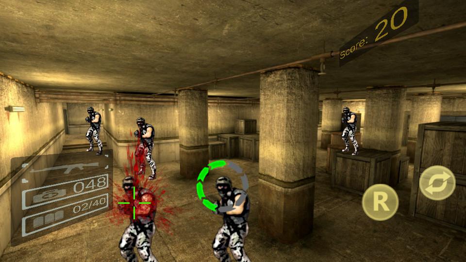 Shooter Sniper cs