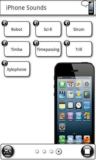 iPhone Sounds