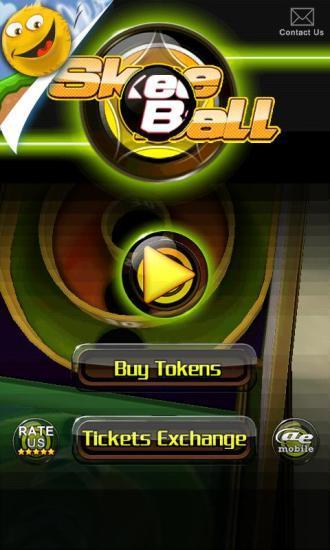 AE Skee Ball
