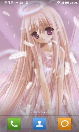 爱的天使动态壁纸