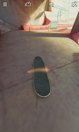 真实滑板3