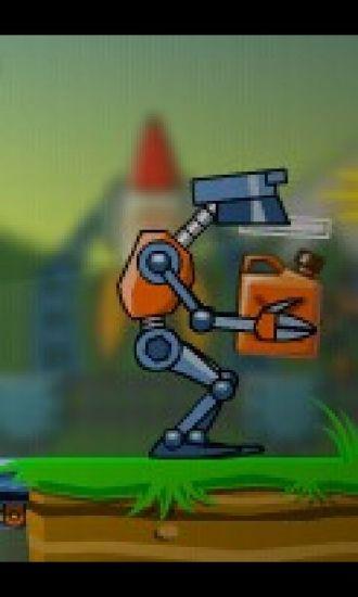 机器人爱探险