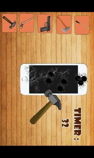 粉碎iPhone6小游戏