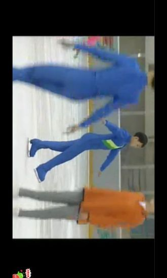 花样溜冰教程