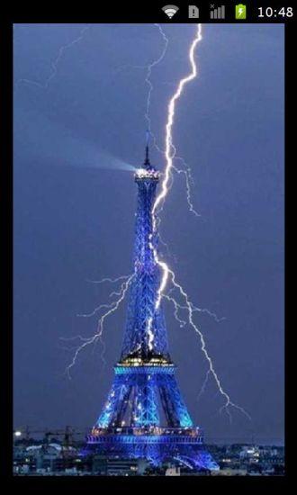 雷雨闪电动态高清