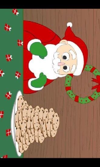 开心的圣诞节