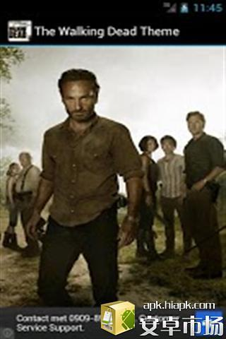 The Walking Dead Theme