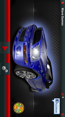 3D模拟汽车停车