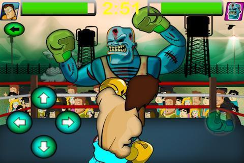 僵尸格斗 iZombie Boxing