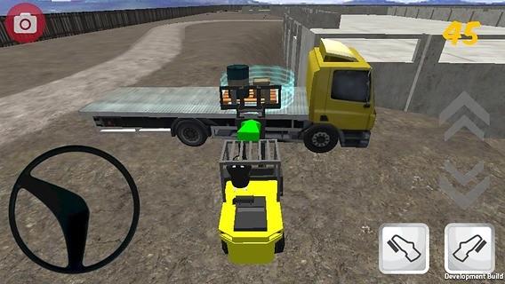 叉车3D模拟器