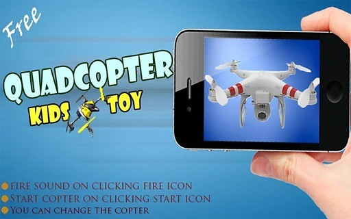 Quadcopter Kids Toy