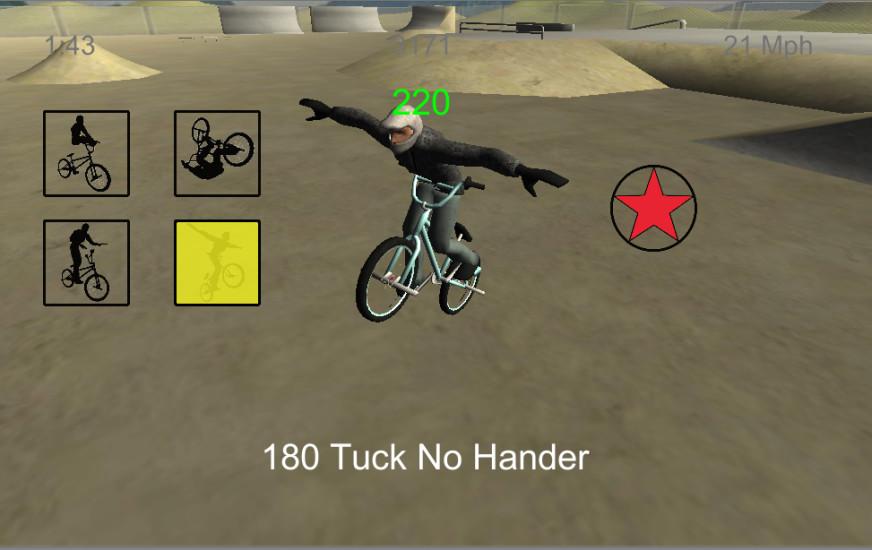 BMX Freestyle Extreme 3D