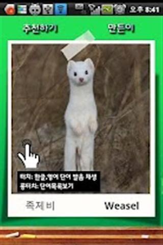 学习韩国单词