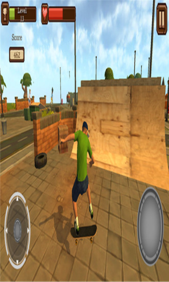 玩角色扮演App|3D滑板模拟器免費|APP試玩
