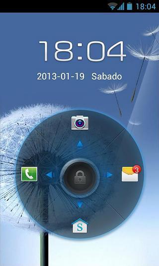 Galaxy S3 Go Locker GOLocker Theme