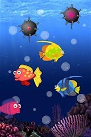 卡通鱼动态壁纸