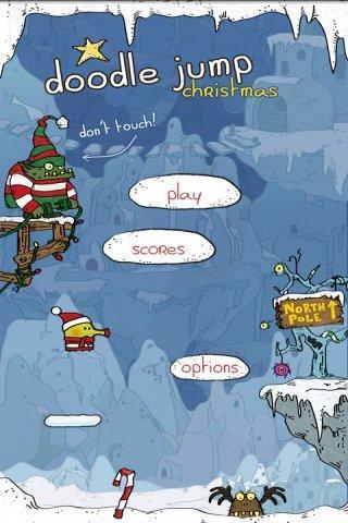 玩免費休閒APP|下載涂鸦跳跃(圣诞特别版) app不用錢|硬是要APP