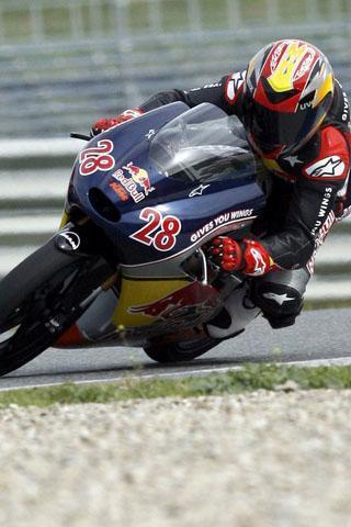 速度摩托车主题壁纸