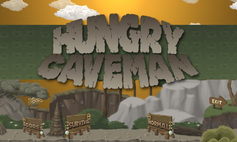 玩休閒App|饥饿的野人免費|APP試玩