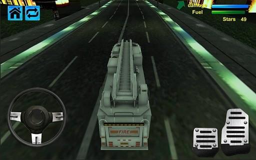 大型停车场模拟器