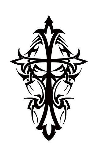 Tribal Tattoo Designs Set 2