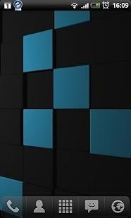 3D方块动态壁纸