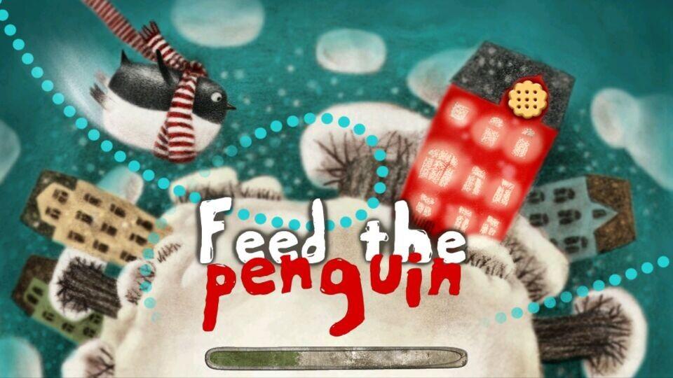 企鹅是个吃货