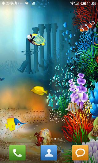 海底一隅动态壁纸