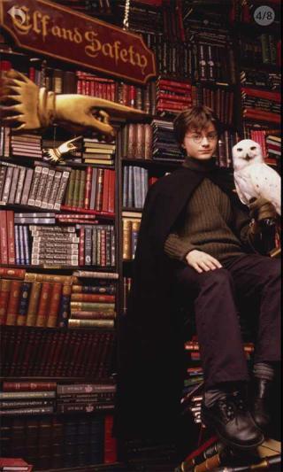 看哈利2学英语