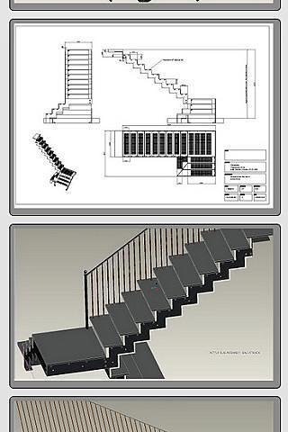 楼梯栏杆计算器
