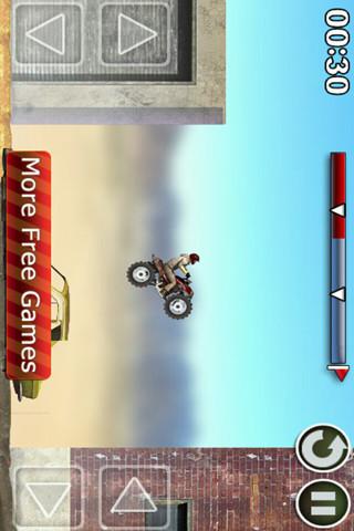 【免費冒險App】沙漠极限摩托-APP點子