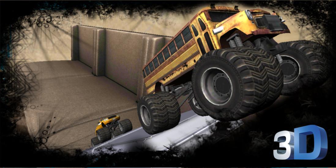 怪物卡车疯子