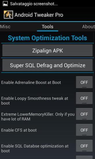 Android Tweaker Pro