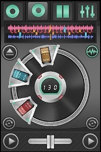 DJ混音器Droid DJ