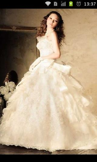 最美新娘婚纱图集