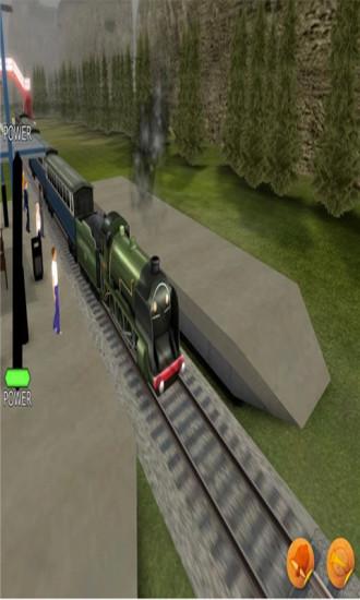 惊人的火车模拟器