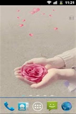 玫瑰动态壁纸|玩工具App免費|玩APPs