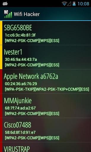 wifi黑客