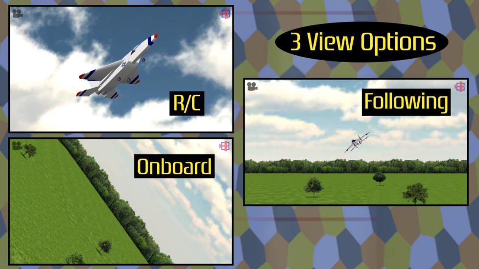 遥控模型飞机
