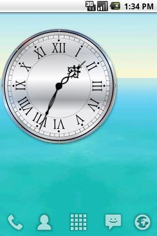 经典时钟 3x3