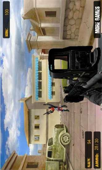 狙击枪战单机游戏