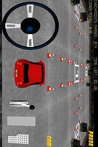 精确驾驶3D
