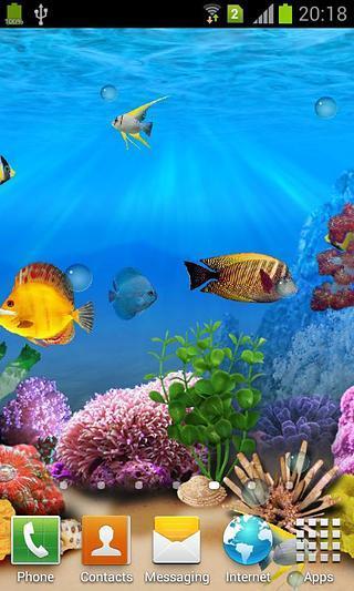 水族馆免费动态壁纸