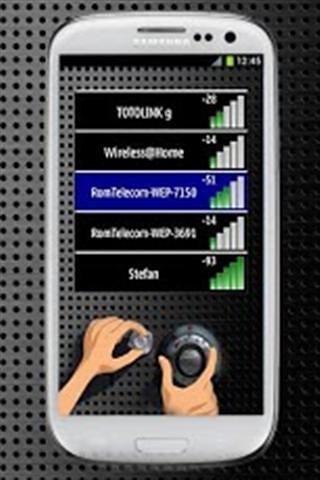 无线网络解除锁定
