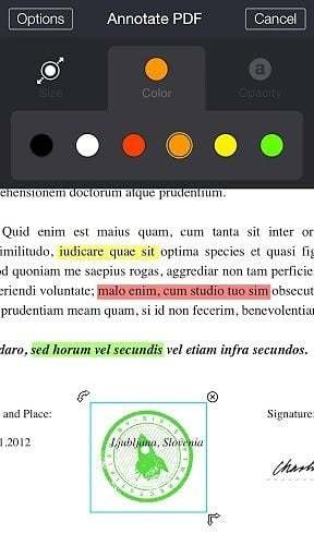 My Scans FREE - Scan into PDF