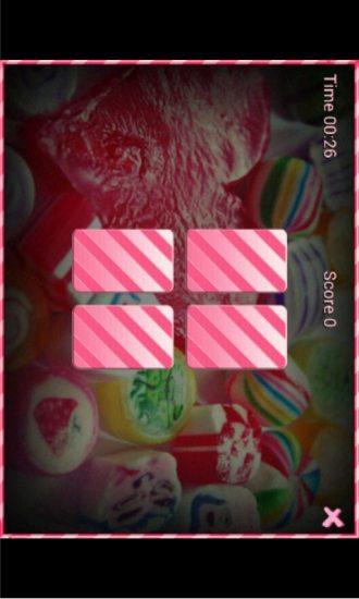 甜食记忆翻牌