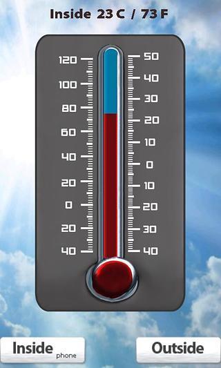 最好的温度计
