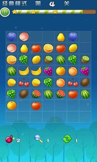 玩休閒App|水果闯关连连看免費|APP試玩